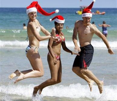Đón Noel ở xứ nóng có gì đặc biệt?