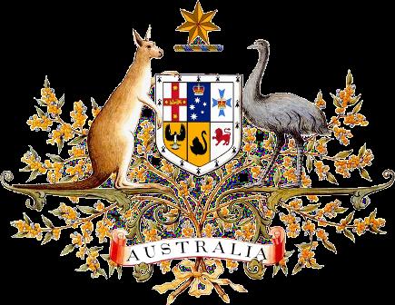 Quốc huy Úc và những ý nghĩa biểu tượng