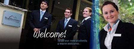 Du học Úc: TRƯỜNG QUẢN LÝ KHÁCH SẠN QUỐC TẾ BLUEMOUNTAINS