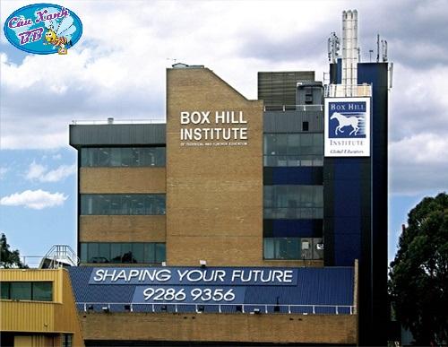 Du học Úc 2018: Học viện Box Hill tại Melbourne – một trong những trường yêu thích nhất của sinh viên