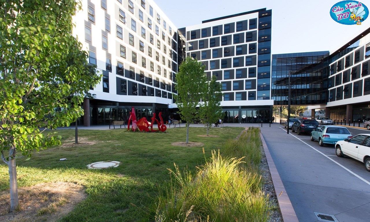 Tại sao chọn trường du học Úc ngay tại thủ đô nước Úc, đại học Canberra cho năm 2018?
