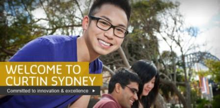 Du học Úc: Đại học Curtin (Sydney)+ hỗ trợ đặc biệt từ công ty Cầu Xanh