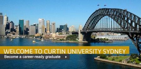 Du học Úc: ĐẠI HỌC CURTIN SYDNEY