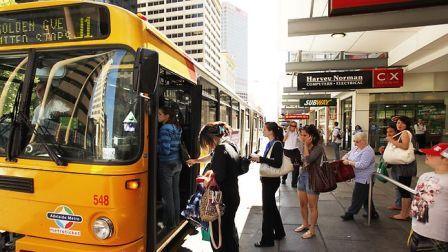 Lựa chọn phương tiện đi lại phù hợp trong các thành phố ở Úc