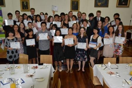 Học bổng du học Úc: Học bổng 50% khoá dự bị trường ĐH thuộc G8 của Úc, tặng vé máy bay du học.