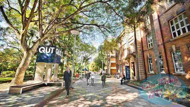 Du học Úc tại bang Queensland, đại học Công nghệ Queensland - Queensland University of Technology (QUT), lựa chọn phù hợp nhất