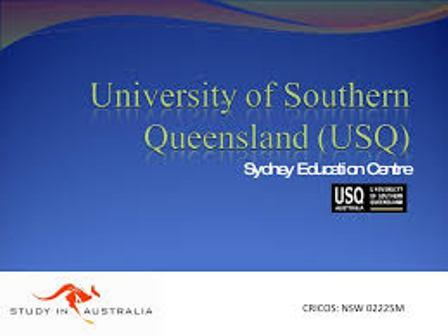 Du học Úc: Mời gặp đại diện trường đại học Southern Queensland (USQ).