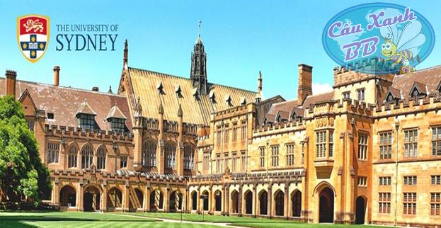 Du học Úc, bạn muốn khẳng định mình tại trường đại học đầu tiên của Úc? Đại học Syney