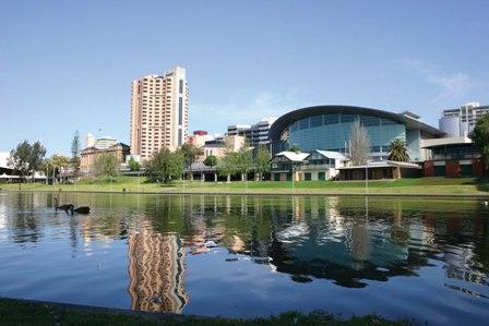 """Adelaide, thành phố """"20-phút"""""""