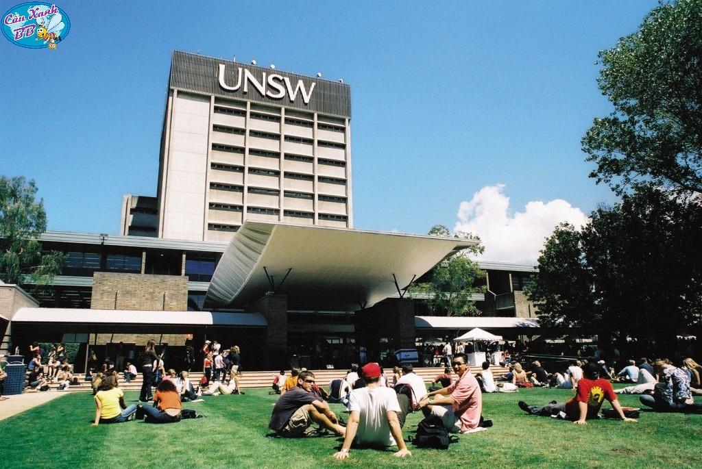 Chọn du học Úc năm 2018, chọn Đại học New South Wales