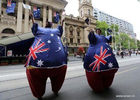 Những sự kiện văn hóa độc đáo ở Úc