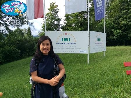 Thông tin cập nhất nhất về du học Thuỵ Sỹ tại trường IMI năm 2018