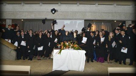 Lễ tốt nghiệp chương trình Cử nhân 2014 tại Vatel Martigny, Thụy Sĩ