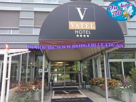 Trường Vatel Thụy Sĩ vừa công bố dự án hợp tác với IDIAP