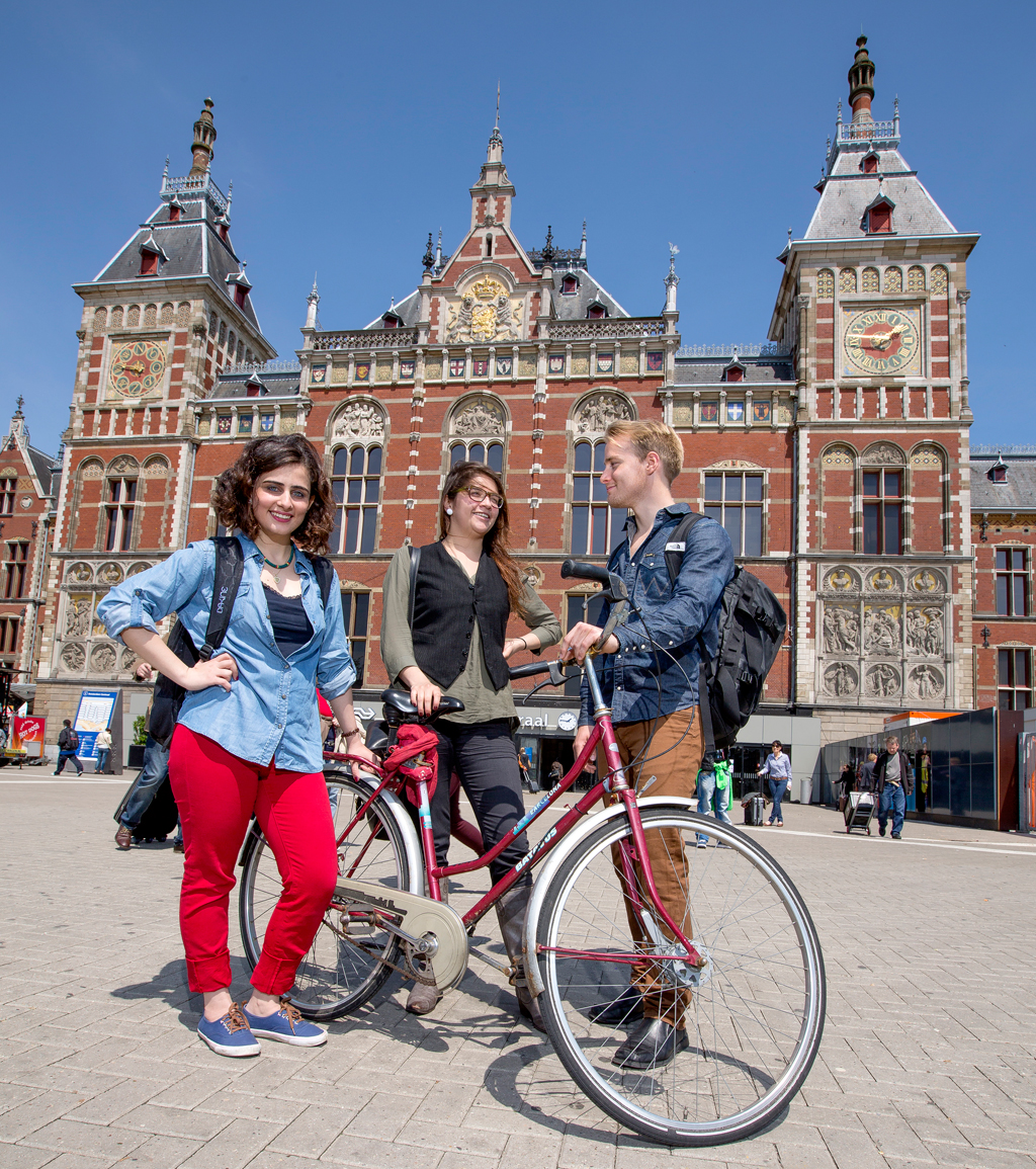 Mới: Chương trình chuyển tiếp lên Cử nhân Quản trị Kinh doanh tại Oncampus Armsterdam từ tháng 9/2017