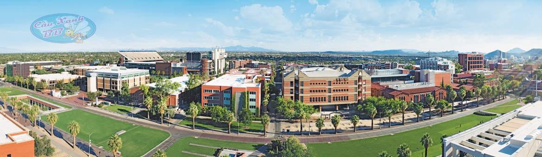 Du học Mỹ, chọn đại học Arizona, top 100 trường ĐH hàng đầu thế giới