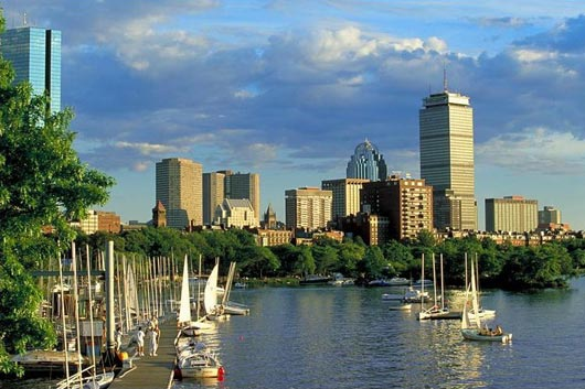 Du học Mỹ, cuộc sống Mỹ tại thành phố Boston