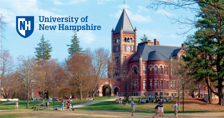 Du học Mỹ: Đại học New Hampshire – Top các trường đại học hàng đầu tại Mỹ