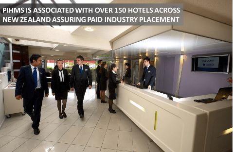 Tìm hiểu cơ hội học Du lịch khách sạn tại PIHMS, New Zealand