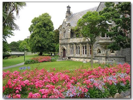Du học New Zealand: Trường đại học Canterbury