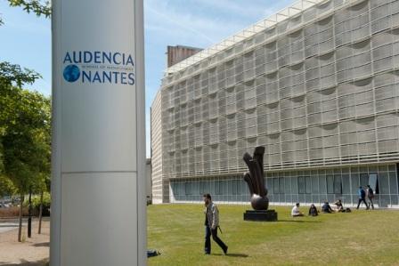 Du học Pháp, Trường Quản lý Audencia Nantes