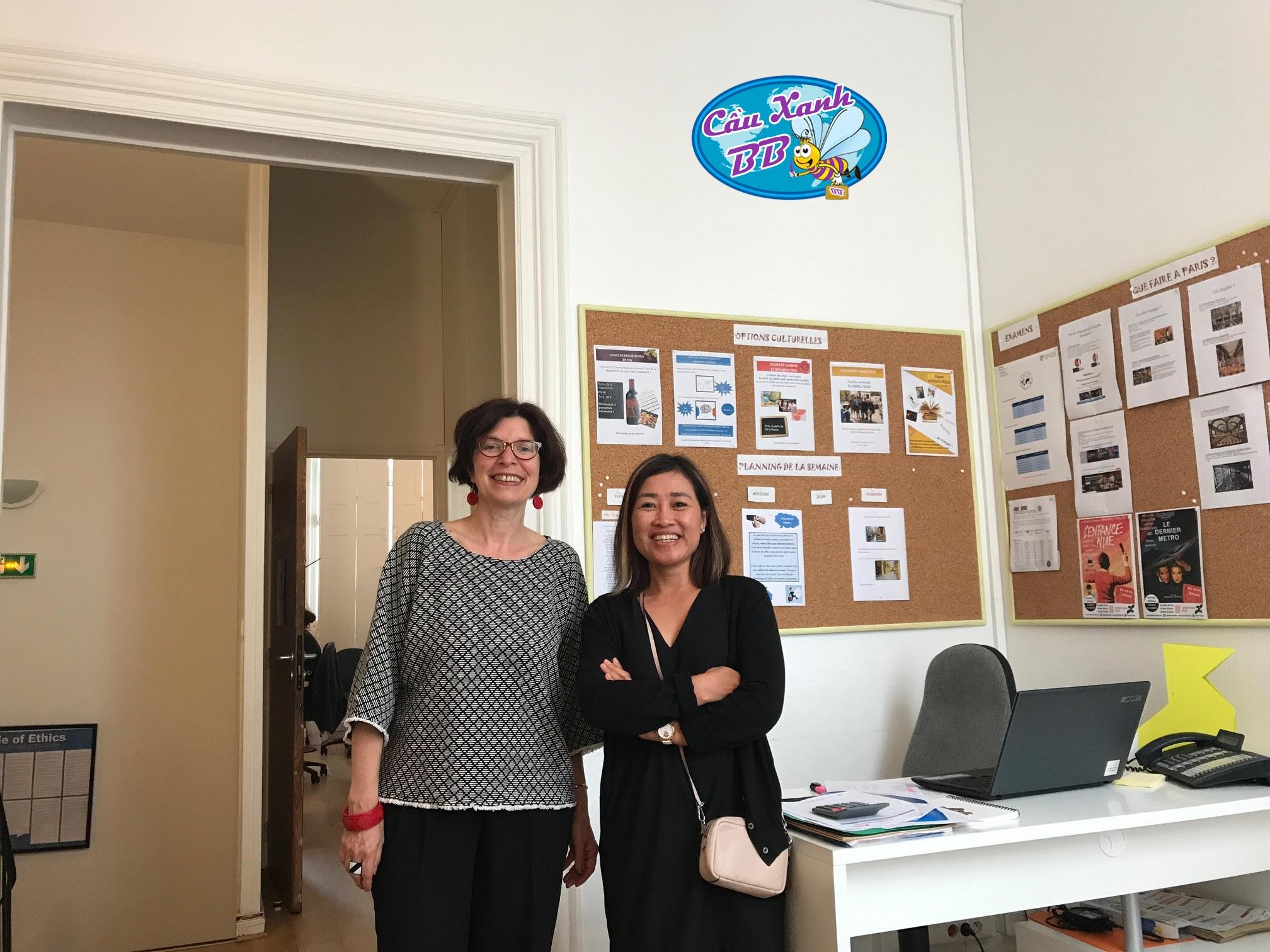 Hội thảo chia sẻ thông tin du học Pháp cùng College de Paris