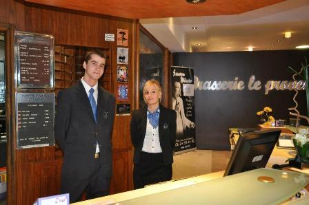 Hội thảo: So sánh Du học Quản trị Khách sạn tại Thụy sĩ, Pháp, Anh & Singapore