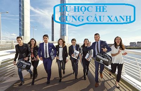 """TRẢI NGHIỆM CHƯƠNG TRÌNH HÈ  """"Làm kinh doanh ở Châu Âu"""" CÙNG INSEEC"""