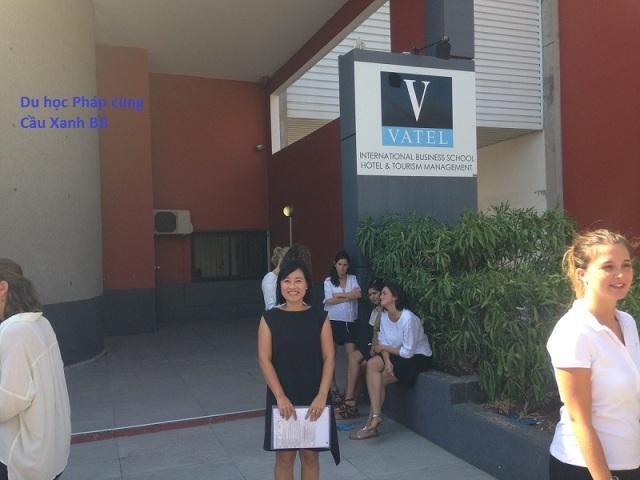 Du học Pháp: Trường Vatel Nimes