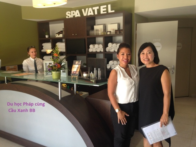 Chia sẻ cơ hội việc làm ngành Du lịch khách sạn với đại diện trường Vatel danh giá