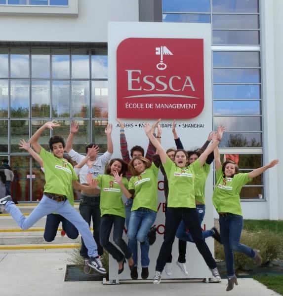 Học bổng đến 50% du học thạc sĩ tại Pháp, học bằng tiếng Anh hoặc tiếng Pháp, tại trường ESSCA