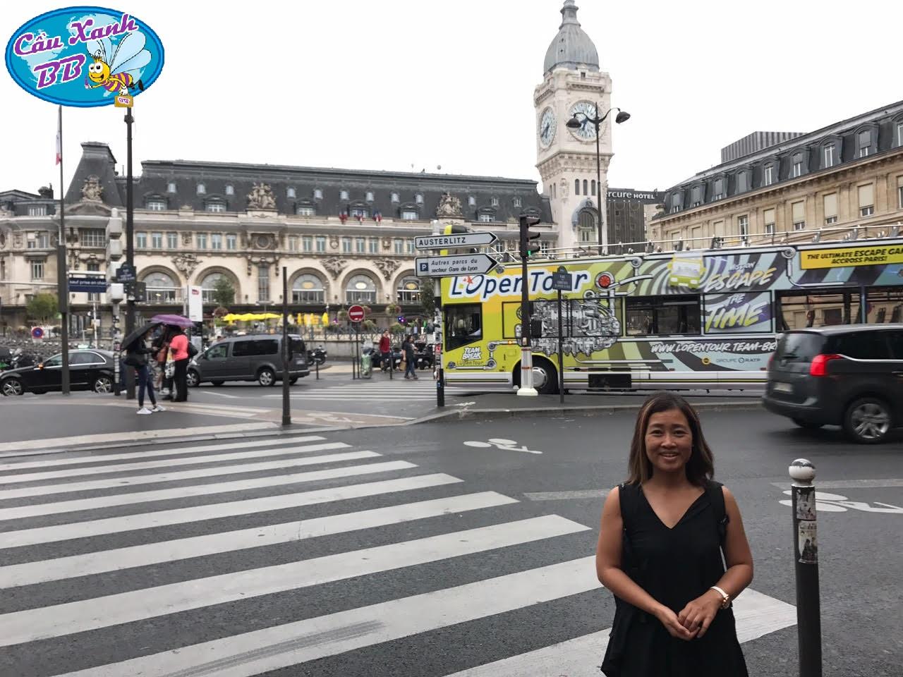 Lợi ích khi du học Pháp - học tập và sinh sống giữa lòng Châu Âu