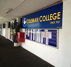 Du học Singapore: trường Coleman college