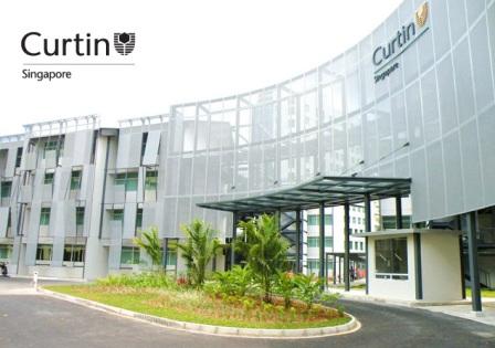 Cơ hội học bổng tại Đại học Curtin Singapore