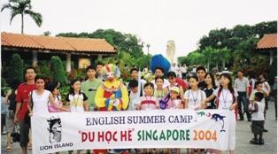 Chương trình du học hè Singapore Lion Island