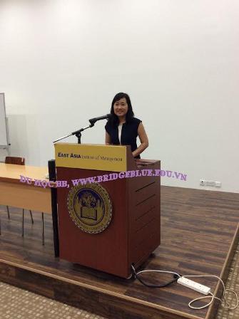 Du học Singapore: Cùng Cầu Xanh thăm học viện EASB
