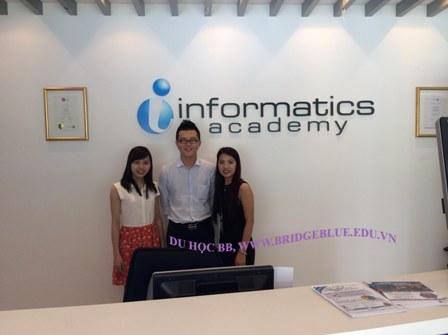 Du học Singapore: Học viện Informatics – Ngành Công nghệ thông tin và Kinh tế