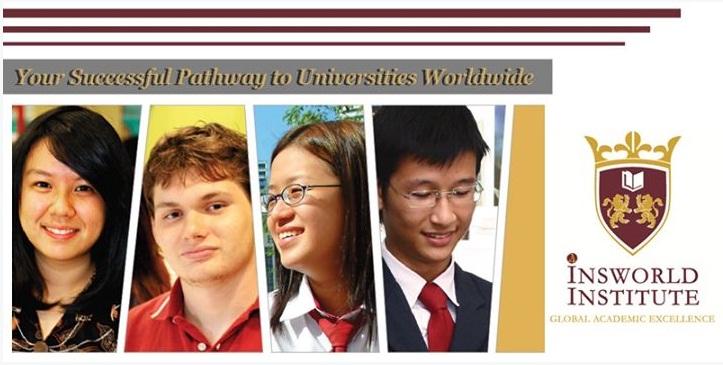 Học Viện Insworld Singapore – Chìa khóa đến với cảnh cửa đại học danh tiếng quốc tế!