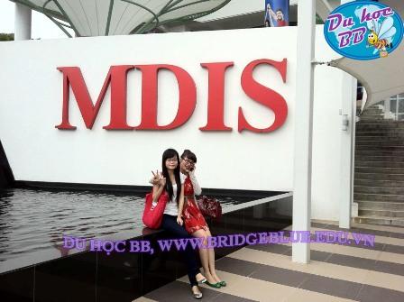 Du học Singapore: Học viện quản lý Singapore - MDIS