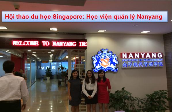 Thực tập hưởng lương ngành Du lịch khách sạn và Xây dựng tại Singapore
