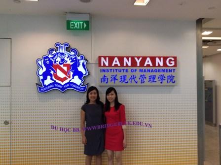 Hội thảo du học Singapore - Học viện quản lí Nanyang