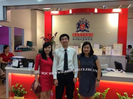 Hội thảo du học: Cơ hội việc làm sau tốt nghiệp tại Singapore