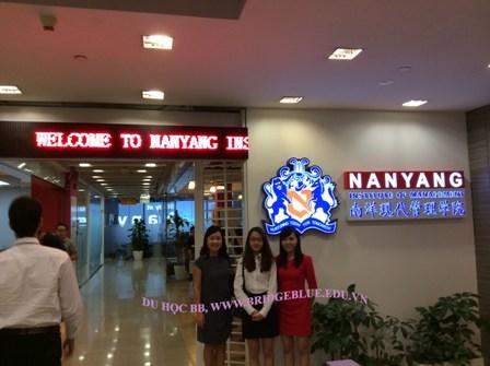 Du học Singapore: Thăm Học viện Quản lý Nanyang - NIM cùng Cầu Xanh