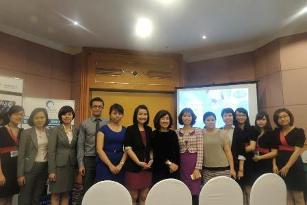 Du học Singapore: Ngày hội du học Singapore tại Ks Melia