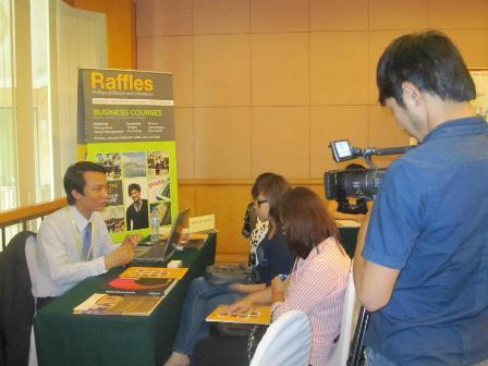 Du học Singapore: Viện Thiết Kế và Quản Lý Raffles