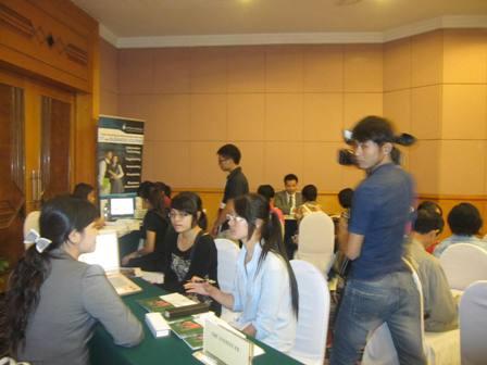 Ngày hội thường niên Du học Singapore