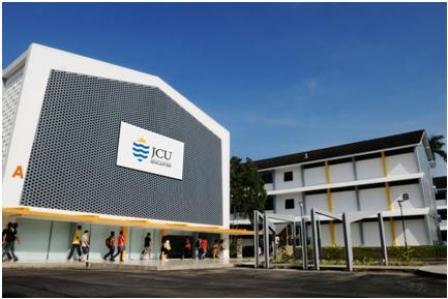Du học Singapore: đại học công lập James Cook, Singapore với nhiều hỗ trợ du học cao nhất.