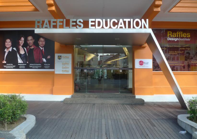 Du học Singapore: chương trình Raffles College và Đại học Conventry, Anh Quốc