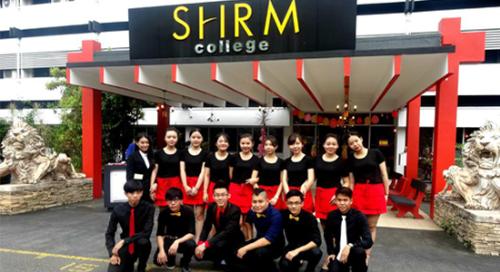 Du học Singapore: Trường quản trị du lịch khách sạn SHRM