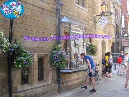Mời thăm thành phố Cambridge và ĐH Anglia Ruskin cùng Du học BB